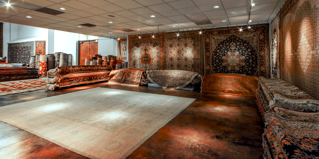 large silk persian rugs