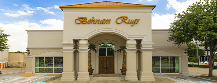 Behnam Rugs office building