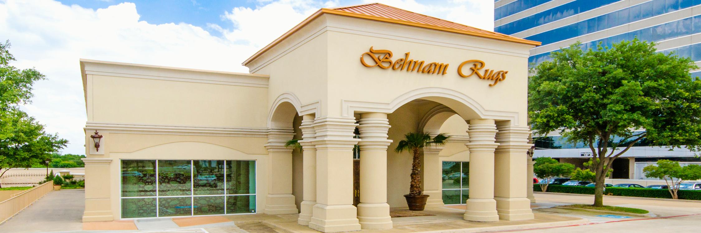 Behnam Rugs Building Exterior