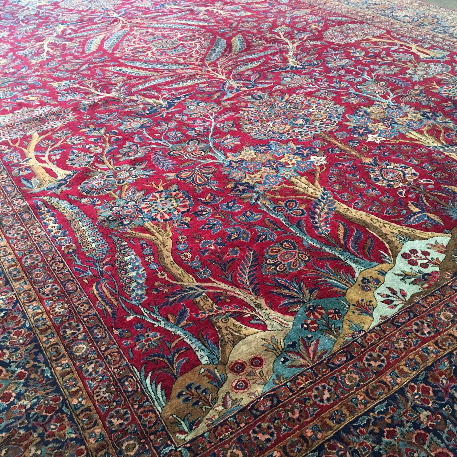 Green Rug Clean Dallas: Rug Care Services: Rug Cleaning And Restoration