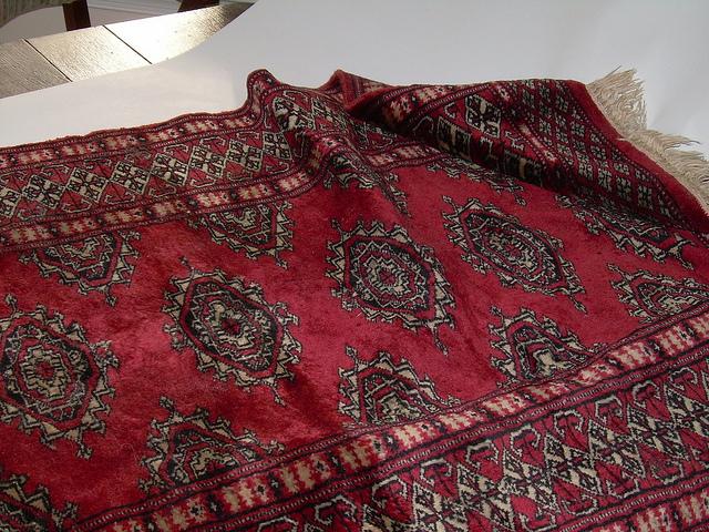 Bokhara Persian Rug