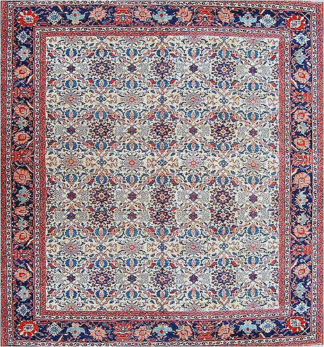 Dallas antique persian rugs