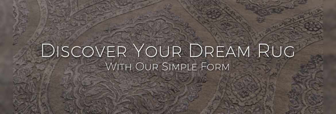 Find Your Dream Rug