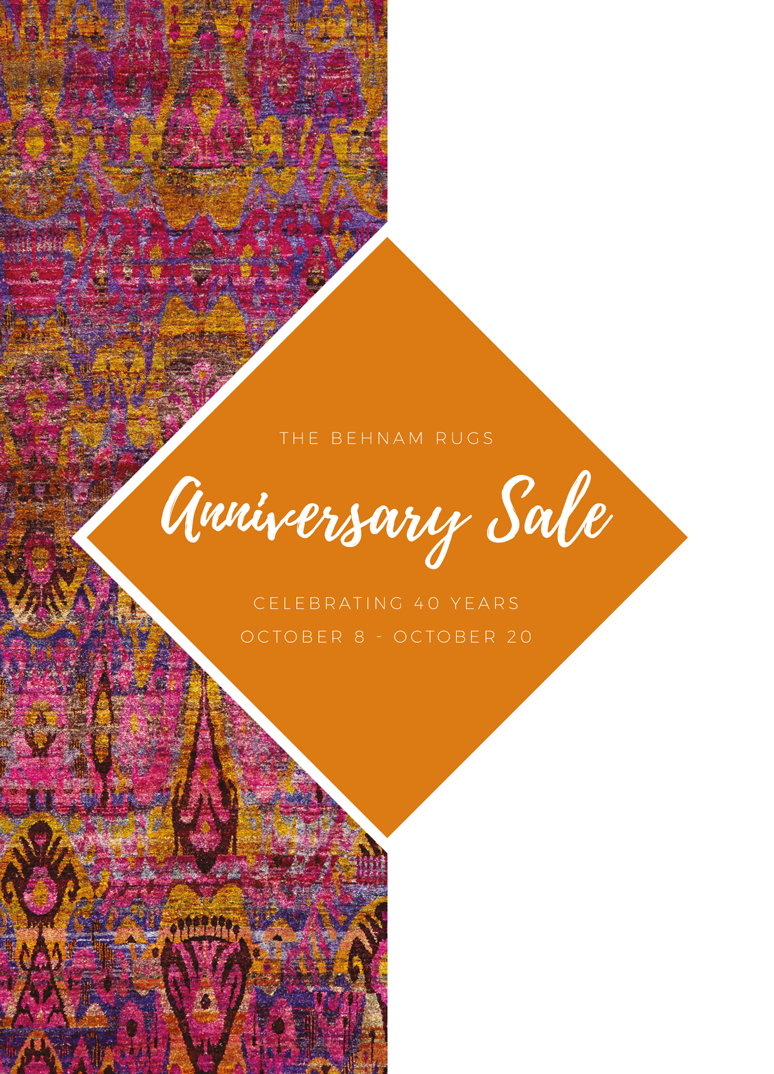 Sale-40th-Anniversary-Email-1 – Behnam Rugs