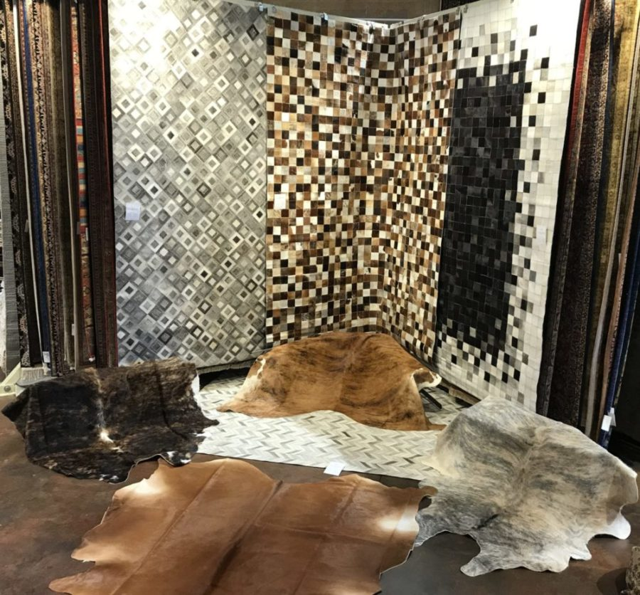 Cow Hide Collection- BehnamRugs