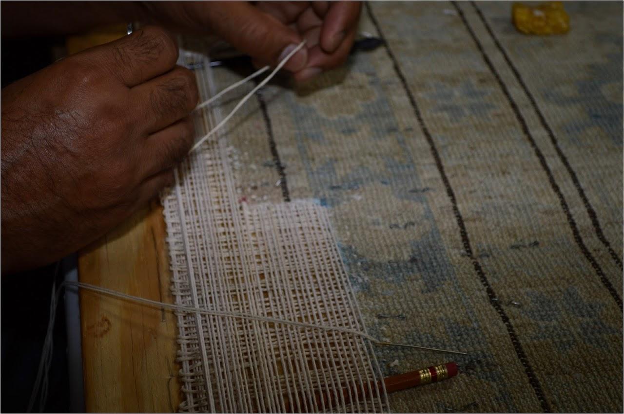 Rug Repair, Behnam Rugs Dallas